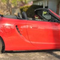 Little Red Convertible, I Hardly Knew Ye (Detour #5)