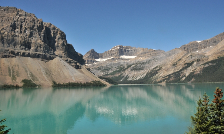 Emerald Lake in Jasper National Park