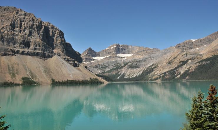Emerald Lake in Jasper National Park