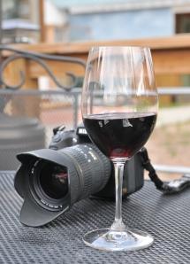Camera and cabernet