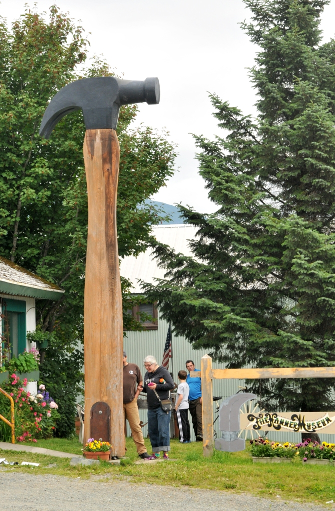 Hammer Museum in Haines, Alaska