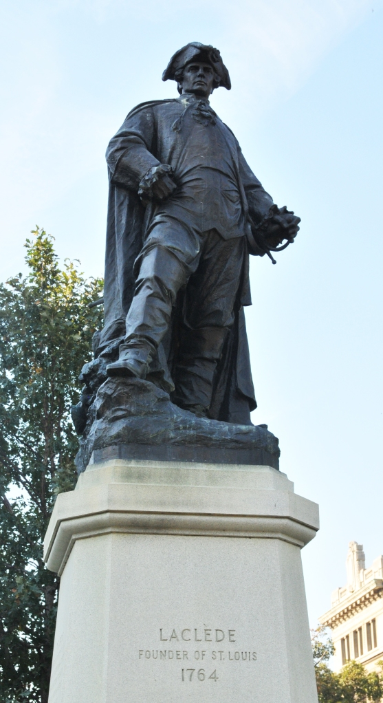 Statue of Laclede